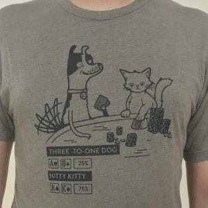 Three to One Dog
